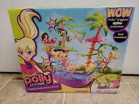 BRAND NEW! Polly Pocket Zipline Adventure Pool Playset STILL IN THE BOX