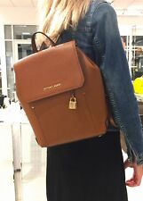 MICHAEL KORS HAYES MEDIUM BACKPACK LEATHER BAG LUGGAGE