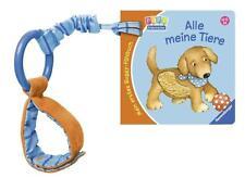Deutsche Fühlbuch Geschichten & Erzählungen für Tiere