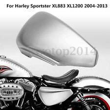 Battery Left Side Chrome Cover For Harley Sportster XL883 XL1200 2004-2013 XL