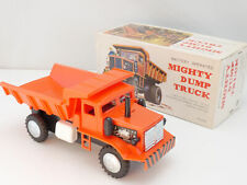 Tomiyama TP 218 Mighty Dump Truck Battery operated Japan lesen OVP 1609-26-33