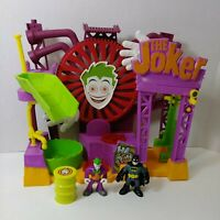 Fisher Price Imaginext DC Super Friends The Joker Laff Factory Joker Laugh