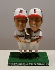 ERROR Rochester Red Wings Cal Ripken Jr J Altobelli bobblehead Baltimore Orioles