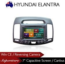 "7"" Car DVD GPS Navigation Head Unit for HYUNDAI ELANTRA 2006-2011"