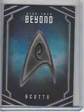 Star Trek Beyond Movie (2017)  Pin UB5 Scotty