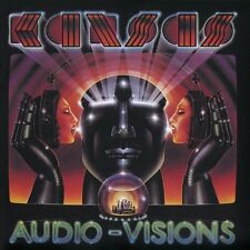 KANSAS : AUDIO VISIONS (CD) sealed