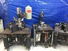 Etec Sem Scanning Electron Microscope System Crystal Detectors To Lots Of 3 Unit