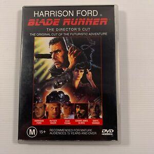 Blade Runner Director's Cut (DVD 1999)1992 Ridley Scott film Harrison Ford Reg 4