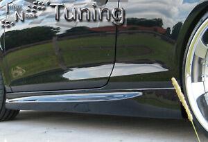 N-Race Seitenschweller Sideskirts aus GFK passend für VW Eos Restposten