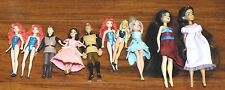 *Lot of 10* Walt Disney Lot of Different Princess's & Multiple Characters *READ*