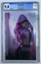 Marvel's Gwen Stacy #2 Jeehyung Lee Masked Virgin Variant CGC 9.8