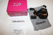 "DAIWA ""Light Game ICV 150 H-L-SINISTRA MANO"" - NUOVO-NR 203"