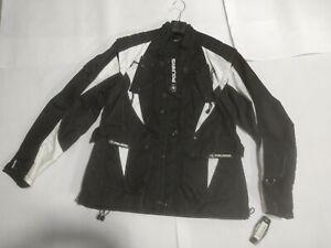 POLARIS 286925509 OFFROAD BLACK AND WHITE JACKET ATV RZR RANGER XL