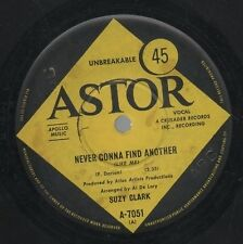 "SUZY CLARK   Rare 1966 Aust Only 7"" OOP Astor Single ""Never Gonna Find Another"""