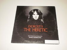 ENNIO MORRICONE - EXORCIST II THE HERETIC - OST LP 1977 WARNER RECORDS  EX++/VG+