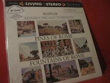 """FRITZ REINER """" RESPIGHI-PINES OF ROME """" (180GRAM-CLASSIC/45RPM-LP-SET/SEALED)"""