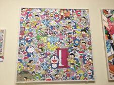 murakami x Doraemon Collaboration Fabric Cloth murakami takashi 2017 KaikaiKiki