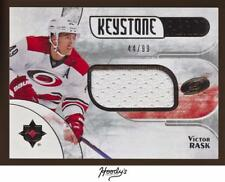 2016-17 Ultimate Collection Keystone Fabrics #KFVR Victor Rask Jersey 44/99