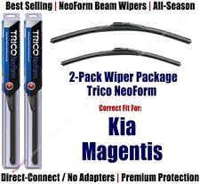 2pk Super-Premium NeoForm Wipers fit 2007-2010 Kia Magentis 16240/180