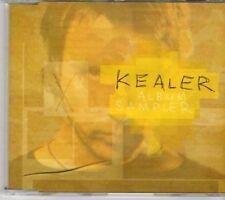 (DG459) Kealer, album sampler - 2002 DJ CD