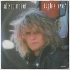 """Alison Moyet - Is The Love 7"""" Single 1986 / MINT"""