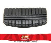 Brake Pedal Pad (Auto) for Mitsubishi Pajero NH NJ 3.0-V6 3.5-V6 (91-5/95)