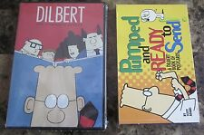 DILBERT The Complete Series DVD new sealed+PUMPED AND READY TO SEND postcards