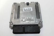 MOTORE dispositivo di controllo ECU AUDI q5 0281015752 03l906022nh edc17cp14-2.2 in cambio
