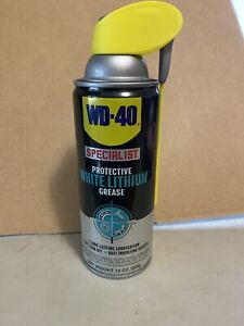 WD40 300240 Specialist White Lithium Grease Spray - 10 oz.