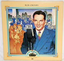 Bob Crosby ~ Time-Life Big Bands ~ 2 LP Vinyl Records ~ Half Speed Mastered