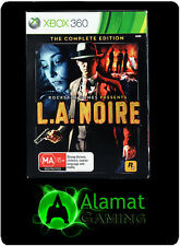 LA Noire: The Complete Edition (Xbox 360) Very Good - Complete - Fast Post - PAL