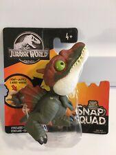 SPINOSAURUS SNAP SQUAD - Jurassic World Fallen Kingdom Dinosaur