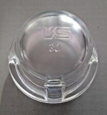 HOTPOINT DSC60P OVEN LAMP GLASS LENS COVER GENUINE PART