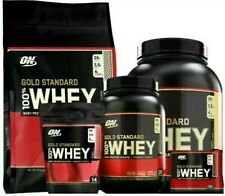 Optimum Nutrition Gold Standard Whey 100% Protein Powder  ON Bargains