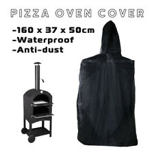 Pizza Oven Cover Outdoor Charcoal Fired Bread Garden BBQ Rain Dust Proof Covers