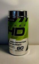Super HD, High-Definition Fat Burner, 60 Capsules EXP:04/2021