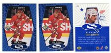 1X STEVE YZERMAN 1998 99 UD Choice Starquest #SQ18 Lots Available Red Wings