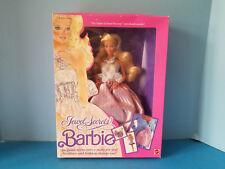 Vintage 1986 Jewel Secrets Barbie #1737 Mattel NIB