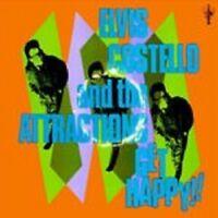 ELVIS COSTELLO 'GET HAPPY' CD DIGIPACK NEW+