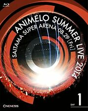 V.A.-ANIMELO SUMMER LIVE 2014 -ONENESS- 8.29-JAPAN 2 Blu-ray W10 zd