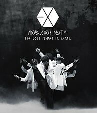 EXO FROM. EXOPLANET#1 THE LOST PLANET IN JAPAN Blu-ray AVXK-79263 4988064792634