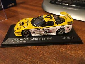 Action AC4 001404 Chevrolet Corvette C5R - 24h Daytona 2000 - Boxed