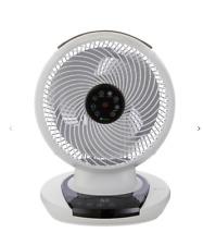 """MEACO MeacoFan 1056 Portable 12"""" Desk Fan - White - Low Energy Fan Inc Remote"""