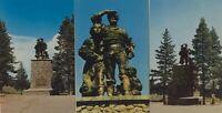 Lot 3 Donner Memorial State Park, California Vintage Postcard