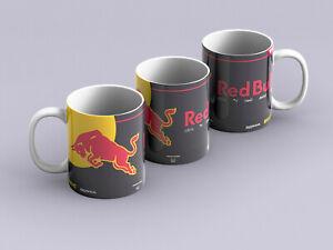 2021 Formula 1 F1 Red Bull Honda Racing Mug modern style custom design