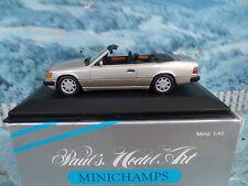 1/43  Minichamps MERCEDES BENZ 300 CE-24 cabriolet