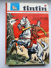 Tintin super journal n°82 reliure n°47-4 1968