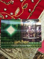 Harry Potter & The Goblet Of Fire Authentic Costume Card Jgor Karkaroff C13