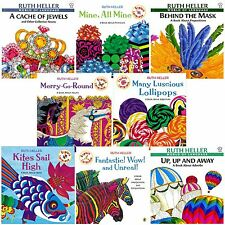 Explore Language 1-8 Merry-Go-Round Book about Nouns +by Ruth Heller (Paperback)
