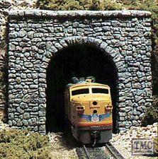 C1155 Woodland Scenics N Gauge Tunnel Port Rand Stn Sgl 2ea